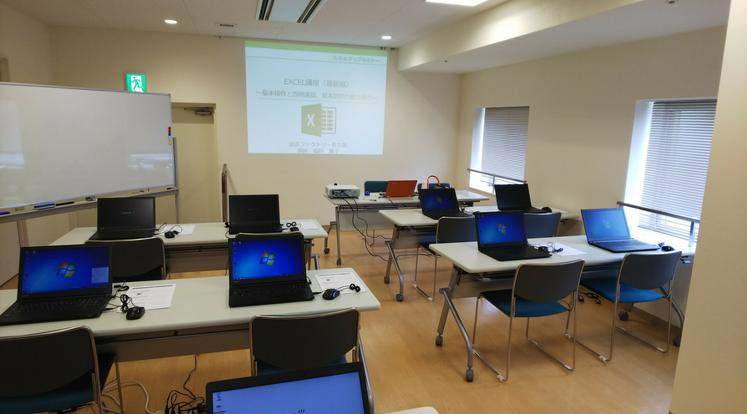 【就活ファクトリー東大阪】にて〔 Excel講座 〕実施しました!|氣愛塾