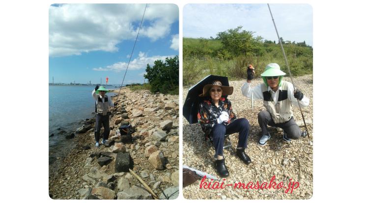 サヨリ釣りの報告と淀川について | 氣愛塾